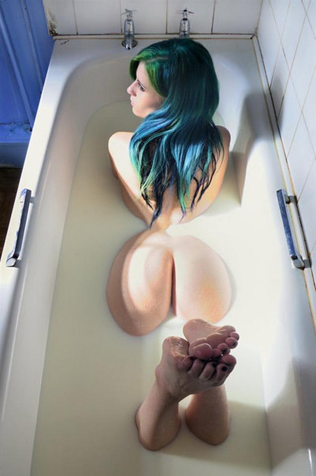 Bathtub Booties