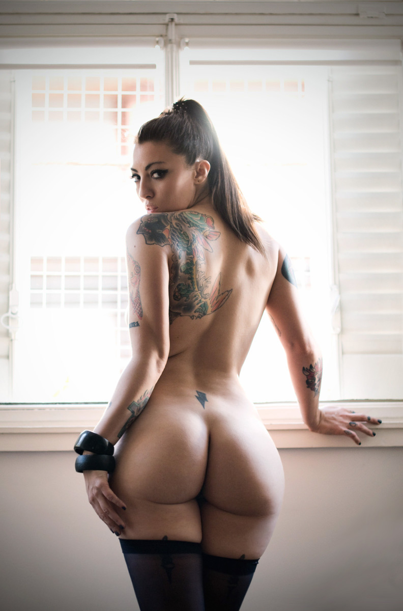 Ink and Ass  Part 2