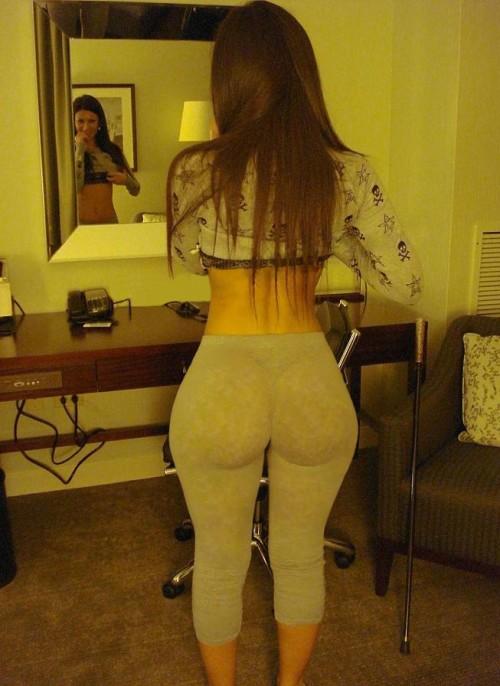 Best Big Booties in Yoga Pants
