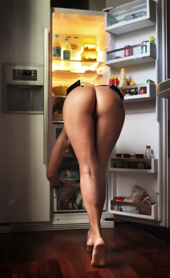 Booties in the Kitchen  Part 3