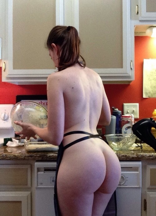 Big Booties in the Kitchen  Part 4