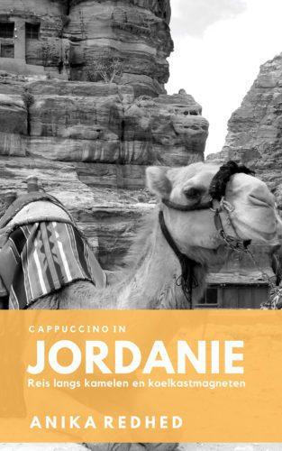 omslag cappuccino in jordanië