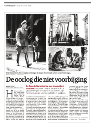 Artikel in de Limburger
