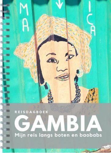 omslag Reisdagboek Gambia