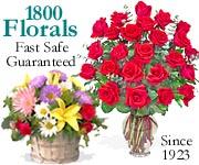 1-800- Florals