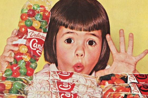 Can Candy Reveal Your Age?