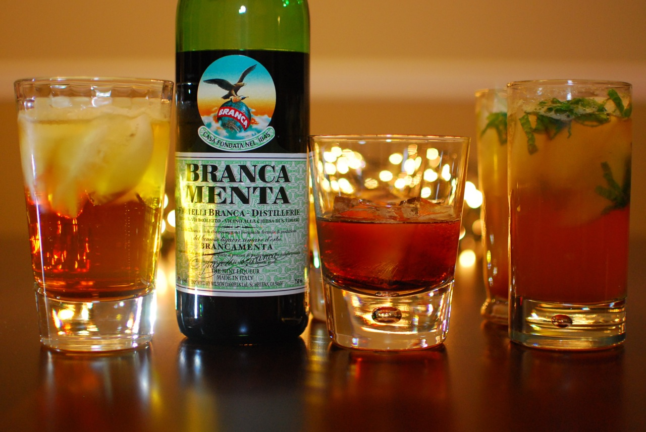 Booze Research  The Best Way To Enjoy Branca Menta  Its
