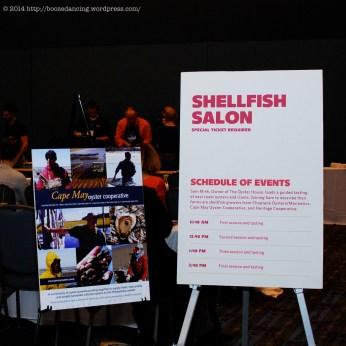 Shellfish Salon