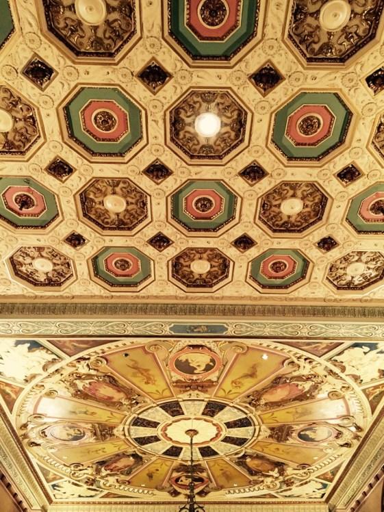 Millenium Biltmore Ceiling
