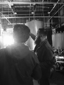 Aaron Selya, Distiller