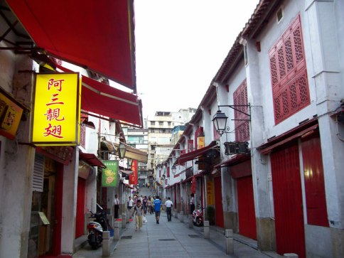 Macau_street