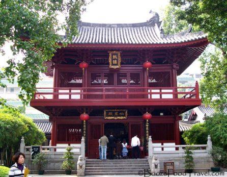 One of many shrines