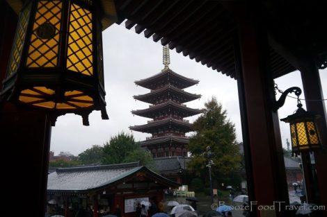 sensoji-pagoda