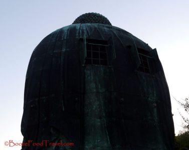 The Buddha's windows