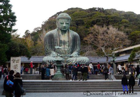 Buddha at Kotokuin