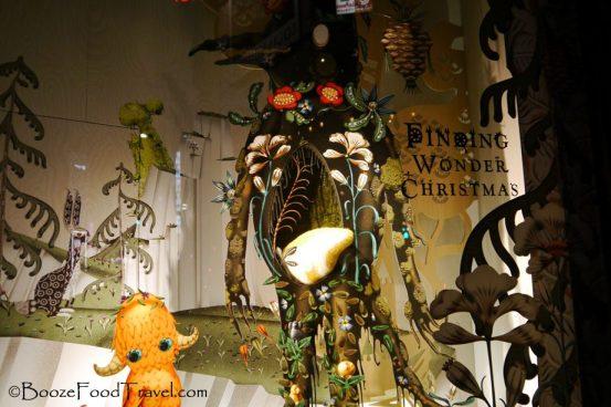 Tokyo Christmas display