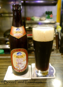 North Taiwan Brewing Abbey Beer