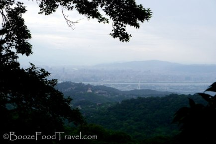 Great hiking in and around Taipei. Yangmingshan National Park has beautiful views