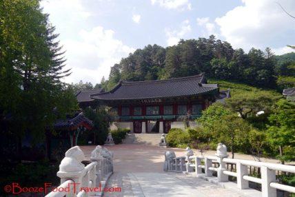Welcome to Woljeongsa Temple