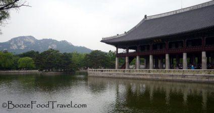 Gyeonghoeru Pavilion, used for banquets