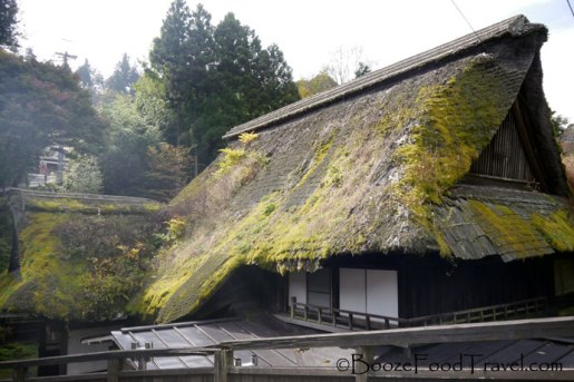 House in town near Mt. Mitake