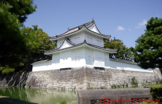 nijo-castle-fortification