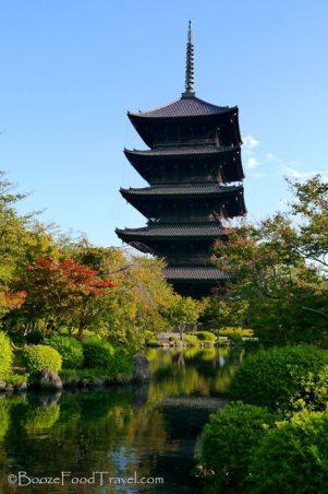Tō-Ji pagoda