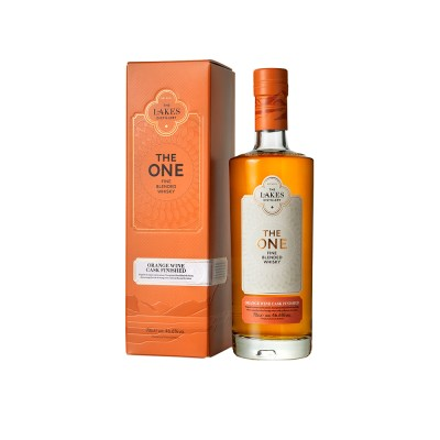 The ONE Orange Wine Cask Expression