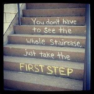 Staircase with steps, inspiration for Boom Rethink the Drink Community