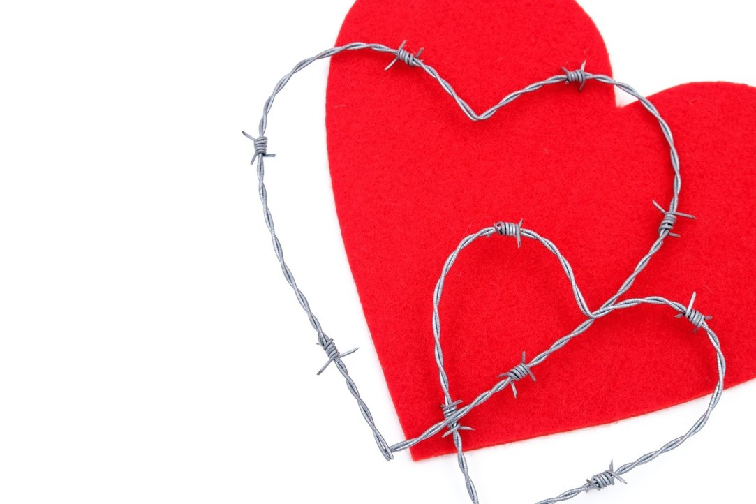 Barbed Heart Tough Love