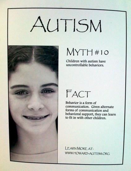 Autism Myth #10