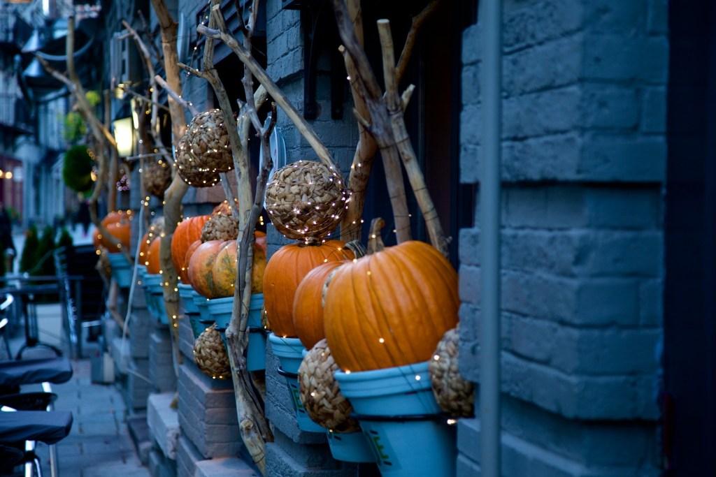 Inspiring Halloween pumpkins