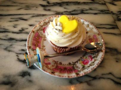 Cupcakes at Tease Lisboa Sober Treats
