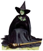 Wine witch melting