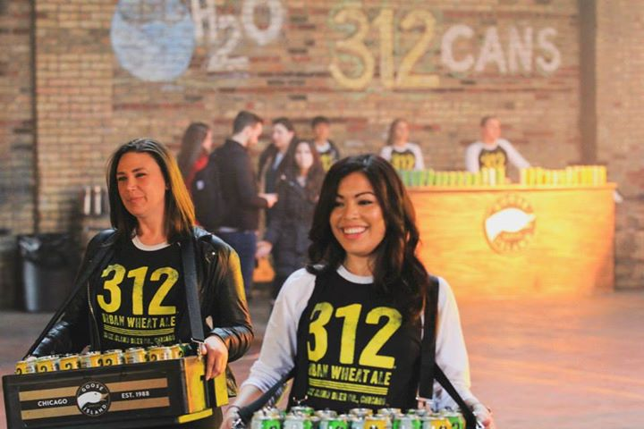 Sneaking A Camera Into Goose Island's 312 Day Party  Boozist
