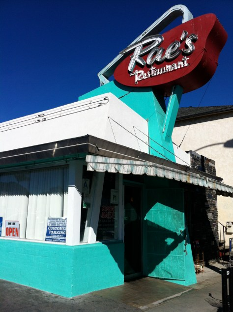 Rae's Restaurant in Santa Monica