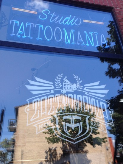 Studio TattooMania, Montreal
