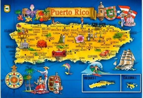 Puerto Rico Bound