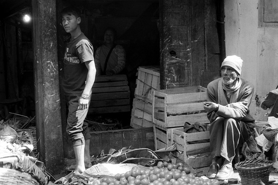 Shillong market