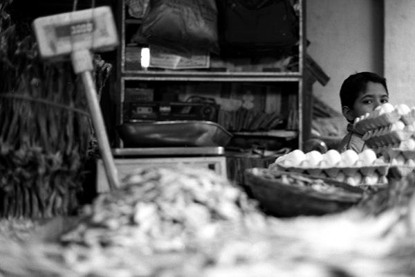 Darjeeling market