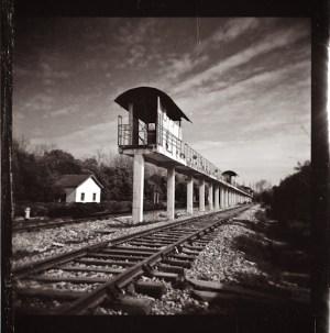 Tracks and Trestle