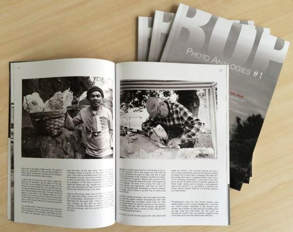 Photo Analogies #1 - Life Stories by Barthélémy Longueville