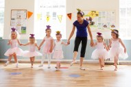 Stage 2 Ballet: Preschool