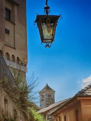 Lamp vs tower