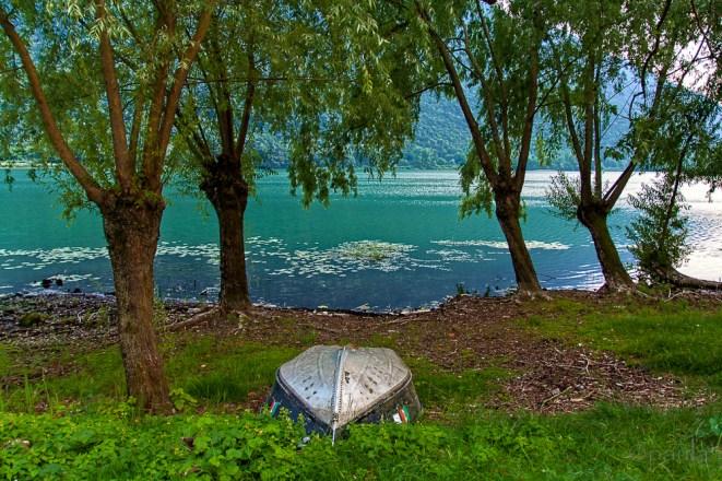 lago di piano_boat