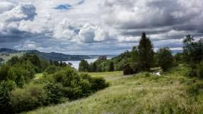 August - charting new territories - Poland, Lake Czorsztyn