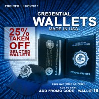 Credential Wallets