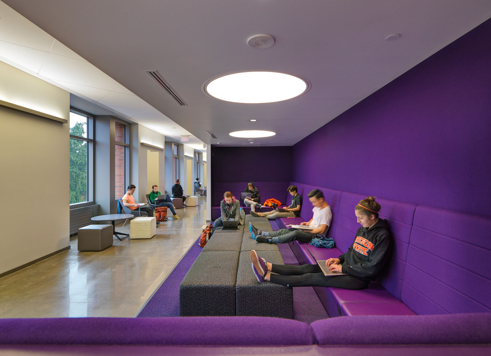 Oregon State University – Learning Innovation Center Bora