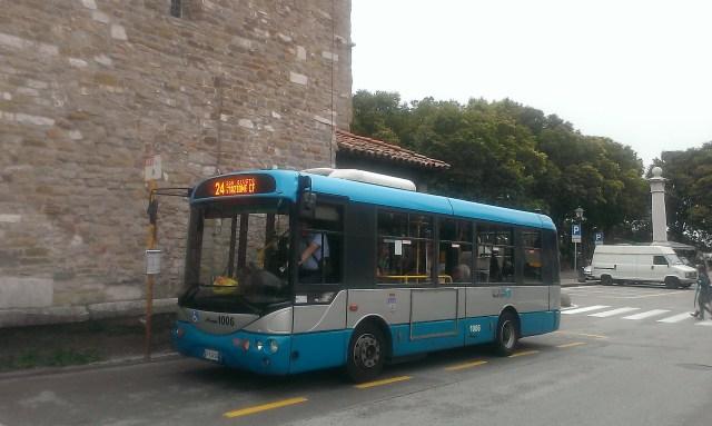 autobus san giusto