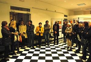 Inaugurazione della mostra Sulle vie della parità, 5 marzo 2015, Trieste - Villa Prinz 3